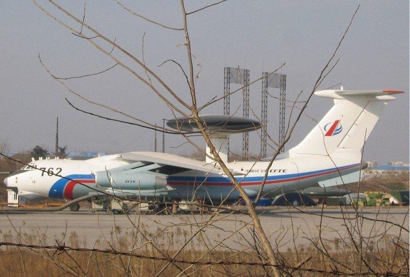 Китайските Ил-76