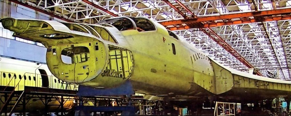 Реестр Ту-160