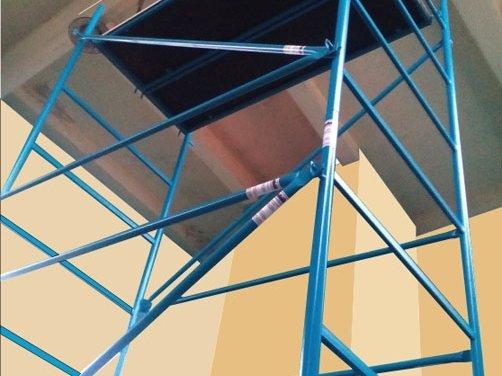 Оборудване към скеле AXIS MBS 12 4 метра