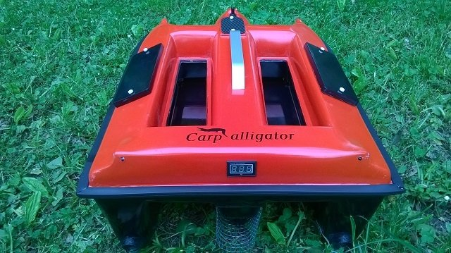 Carp Alligator Pumps+motor