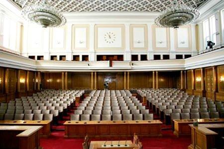 Законодателна власт