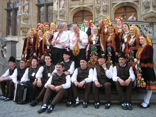 Танцов ансамбъл Ботевград