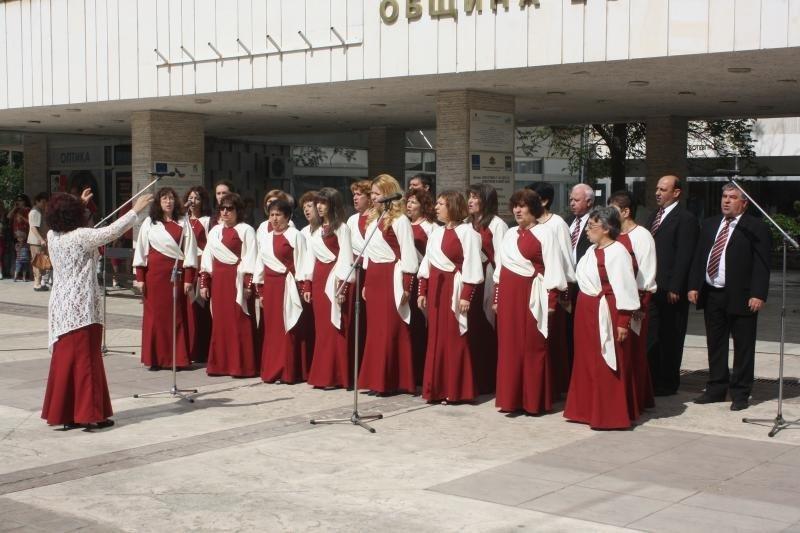 Смесен градски хор