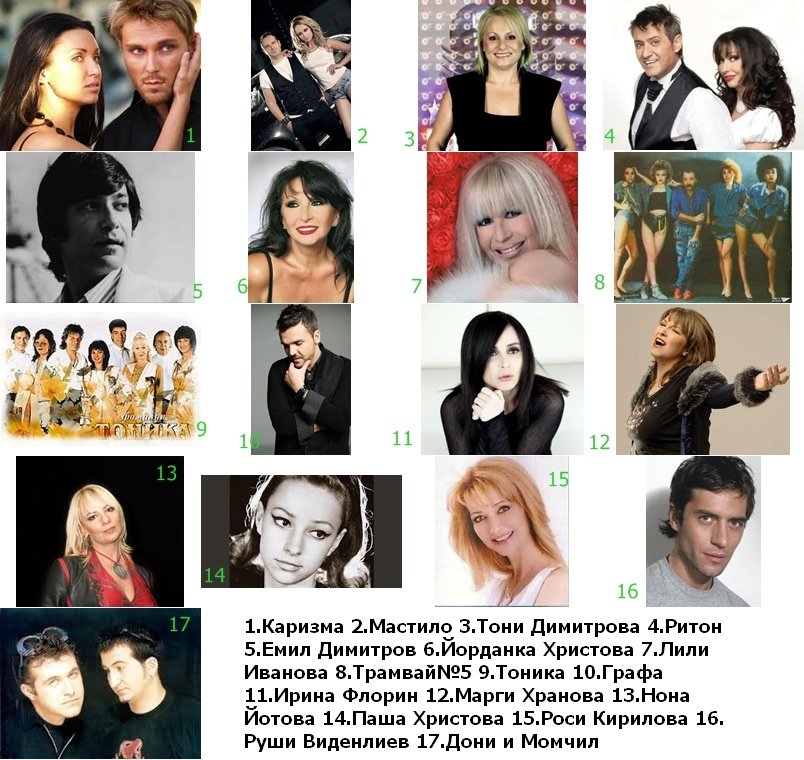 В поп музика