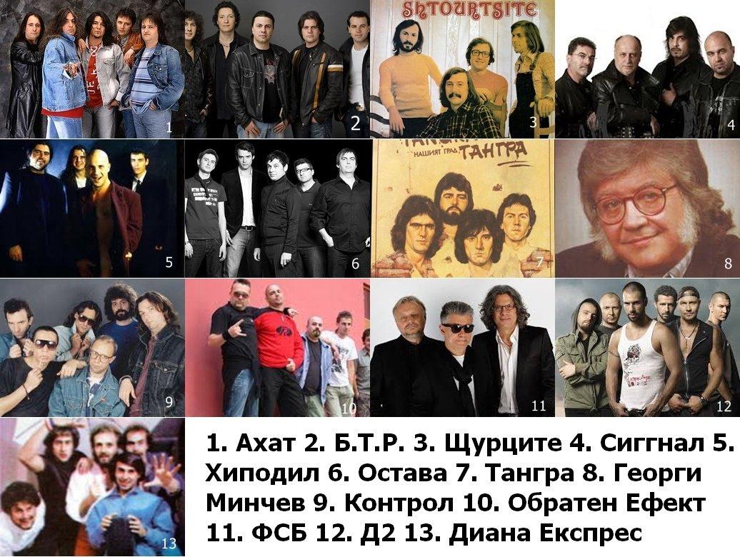 В рок музика