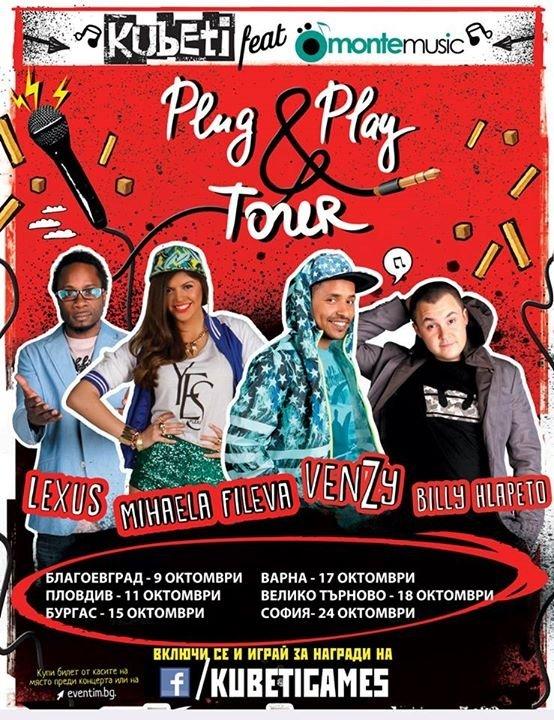 Plug & Play tour
