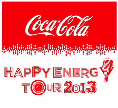 Coca-Cola Happy Energy Tour 2013