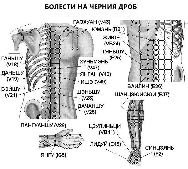 Хомеопатично лечение (J. Genis)