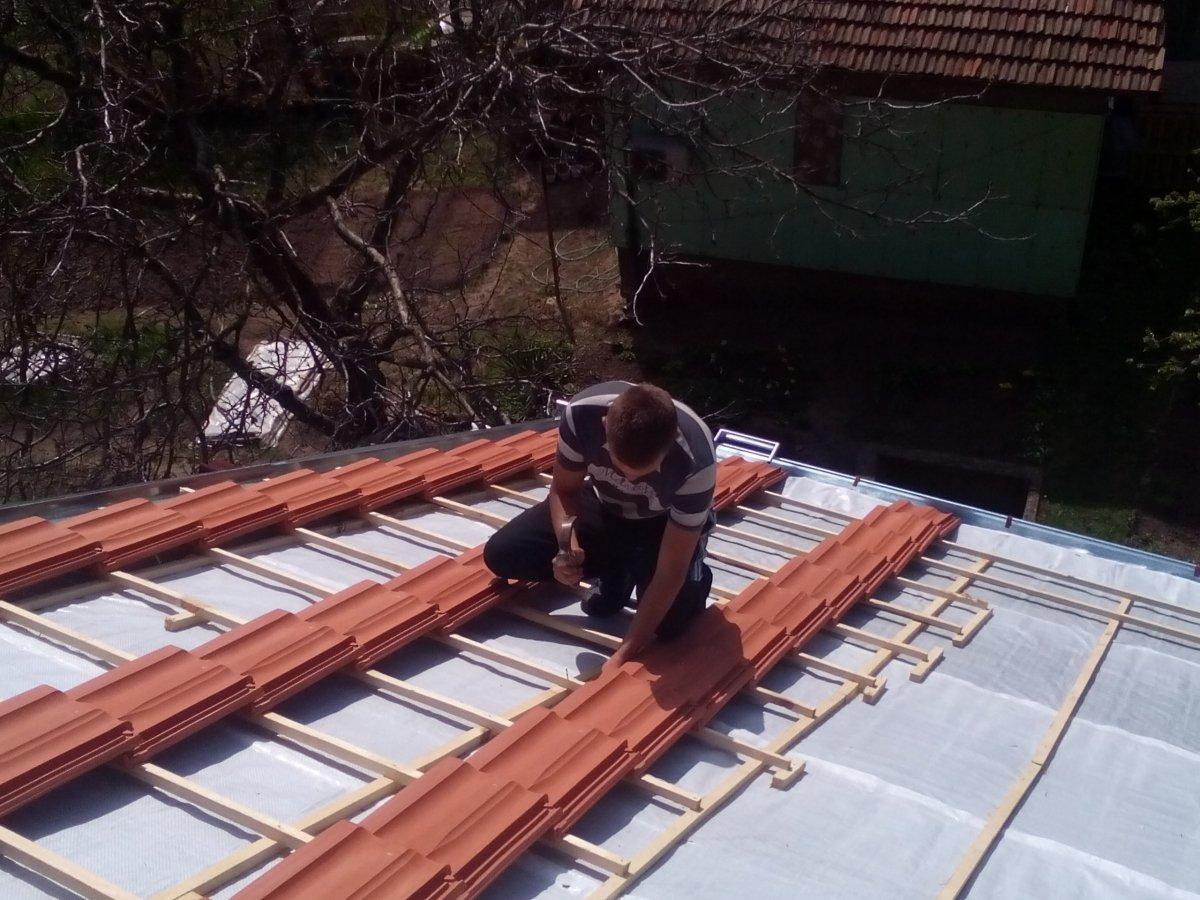 Ремонт на покриви ЖЕВВ СТРОЙ ГРУП