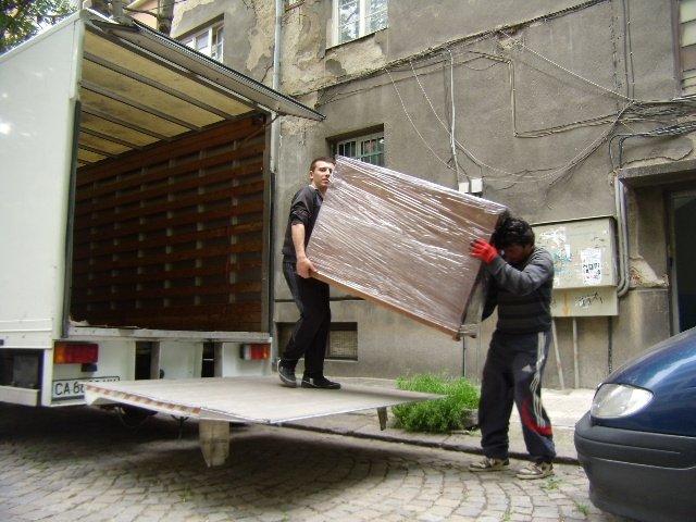 Преместване и превозване на имущество от Хамали Оникс