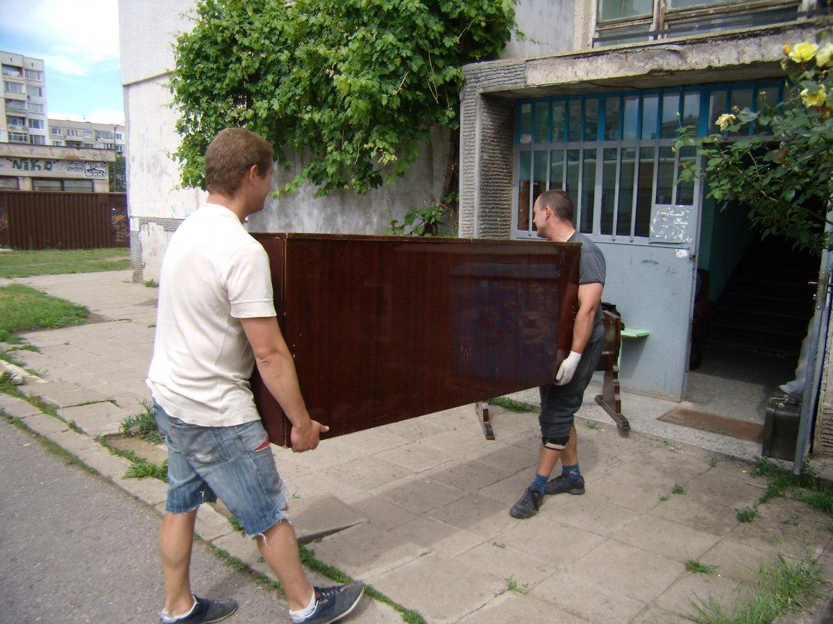 Евтини хамалски услуги в София