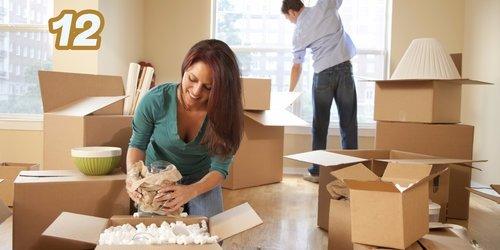 12 съвета при опаковане на мебели и багаж