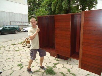 Извозване на Стари Мебели и Обзавеждане в София
