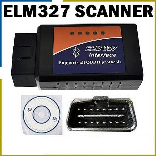 OBD2 OBDII ELM327 Bluetooth скенер