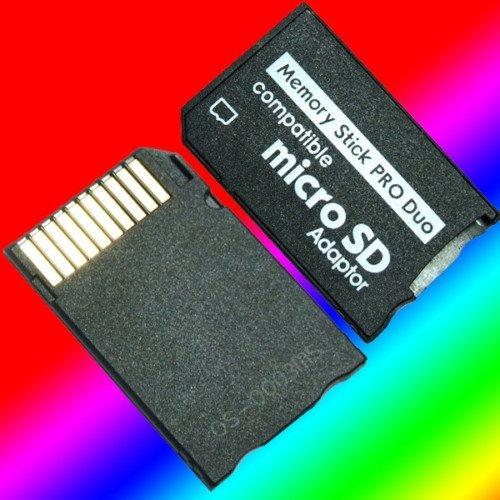 Memory Stick MS Pro Duo PSP адаптор