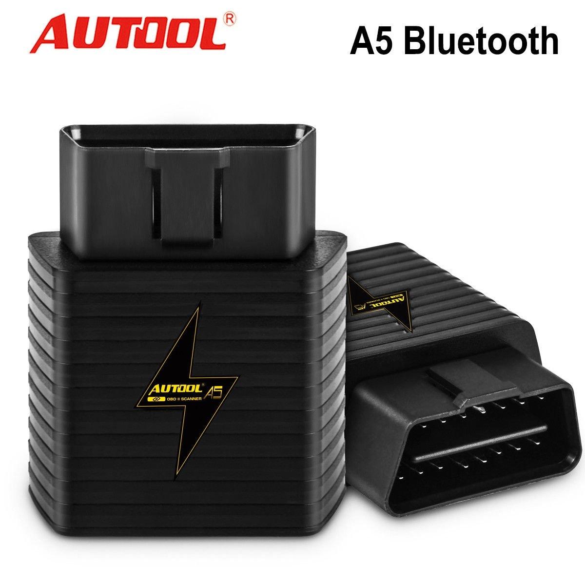 AUTOOL WIFI / Bluetooth скенер