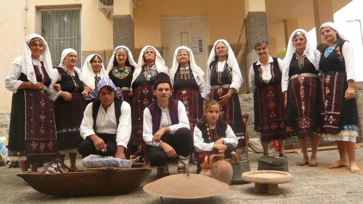"""Самодейците от НЧ """"Просвета"""" участваха на Националния събор """"От извора 2010"""""""