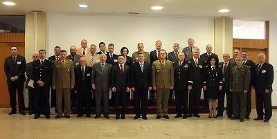 Наши генерали от резерва обсъждаха с колегите си от региона предизвикателствата пред сигурността