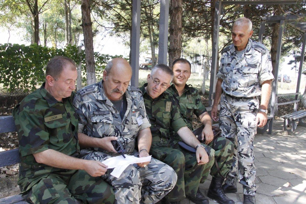 Военен дневник