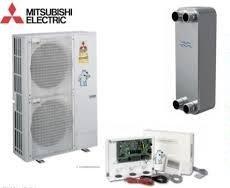Термопомпа въздух вода