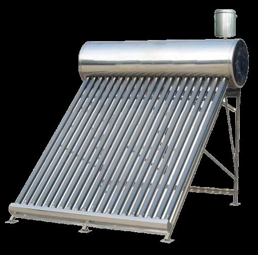 Слънчеви бойлери отворен тип (термосифонни)
