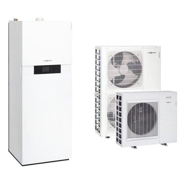 Термопомпа въздух - вода VIESSMANN Vitocal