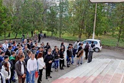 """ПГССХВТ   """"АНГЕЛ КЪНЧЕВ"""" – РАЗГРАД"""