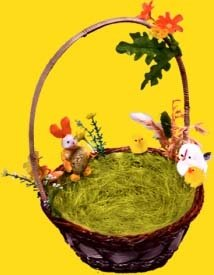 Пролетна радост - веселите зайчета