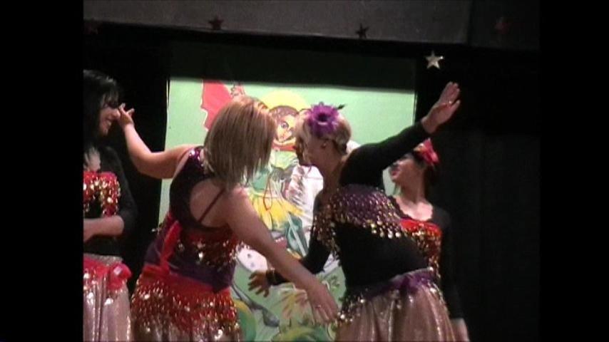Ориенталски танци