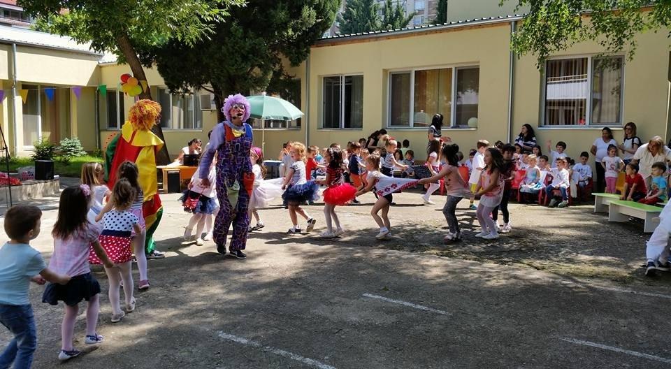 """Детска градина № 7 """"Светулка"""" - Стара Загора"""